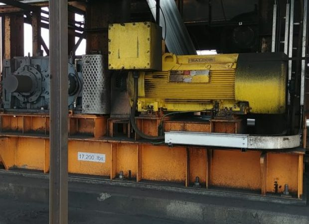Conveyor Drive Modifications