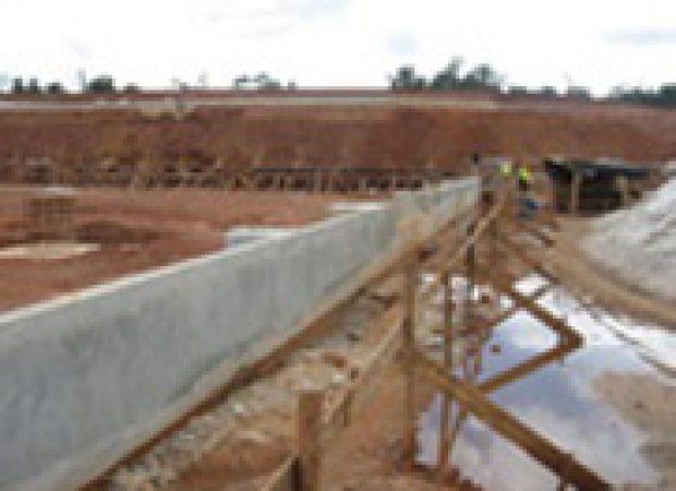 Ambavatory Ore Slurry Pipeline